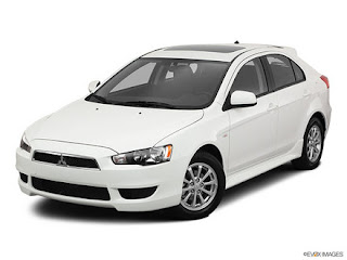 2012 Mitsubishi Lancer Petrol wallpapers
