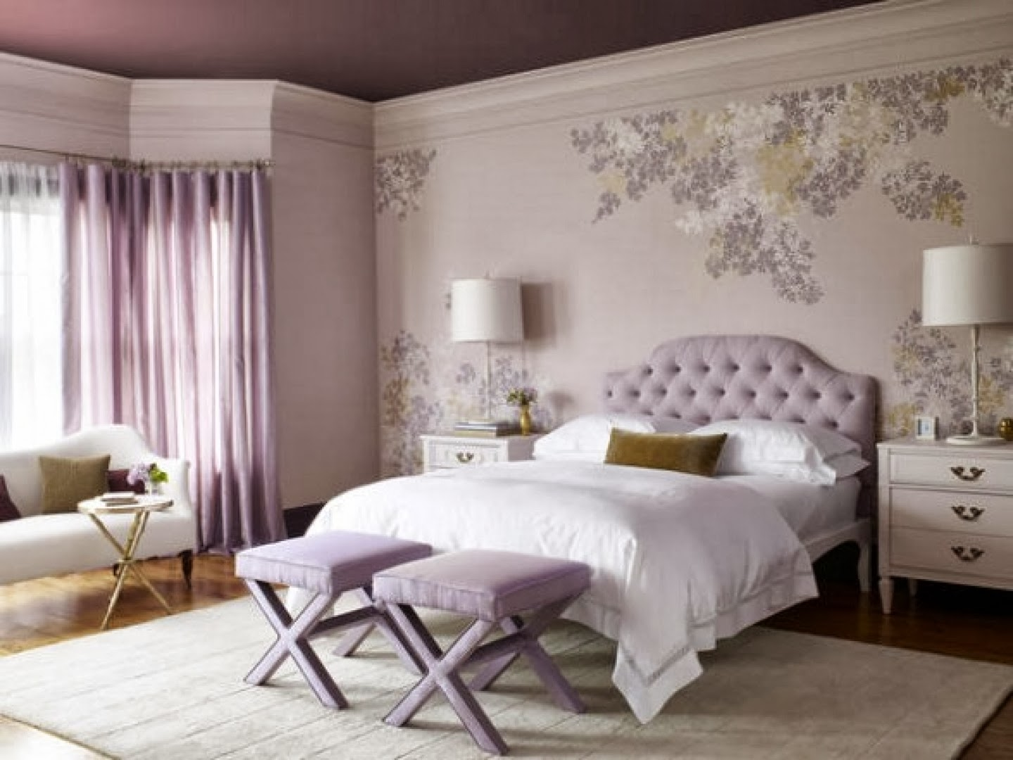 Modern Bedroom Color Schemes | Inspiration Home Decor