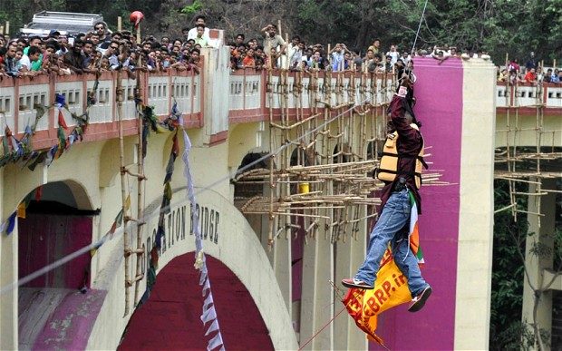 Indian Stuntman Dies While Attempting a World Record