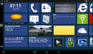 Windows 8 +Launcher v1.8 Apk Downloads