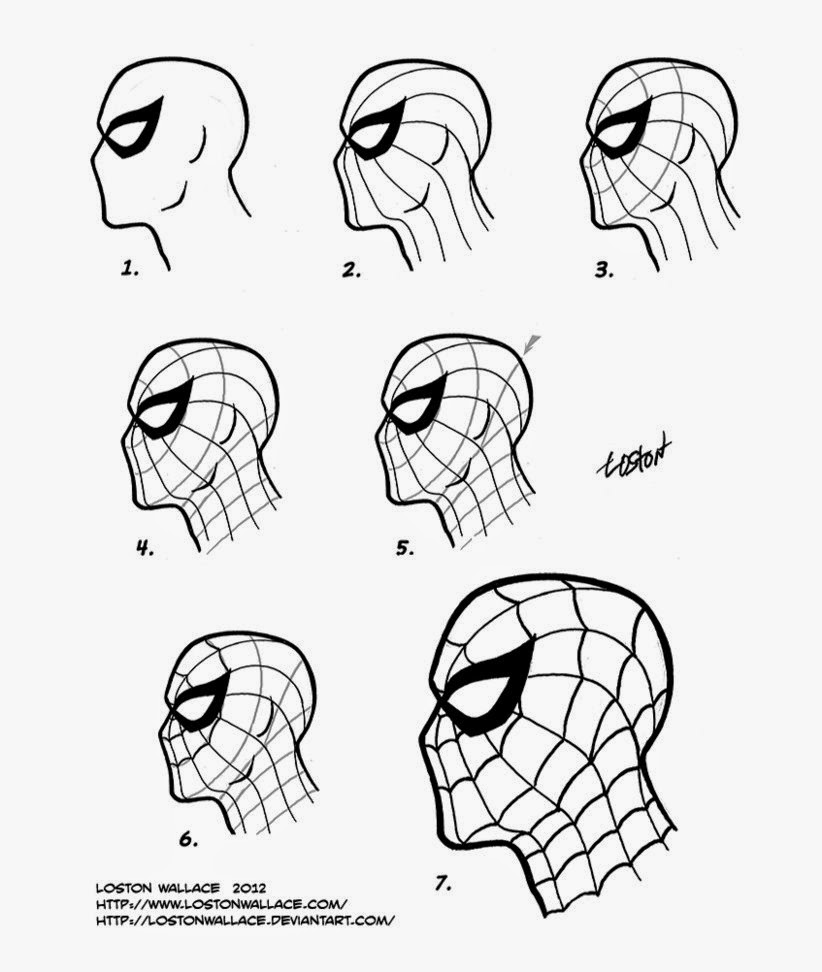 how to make yourself spiderman