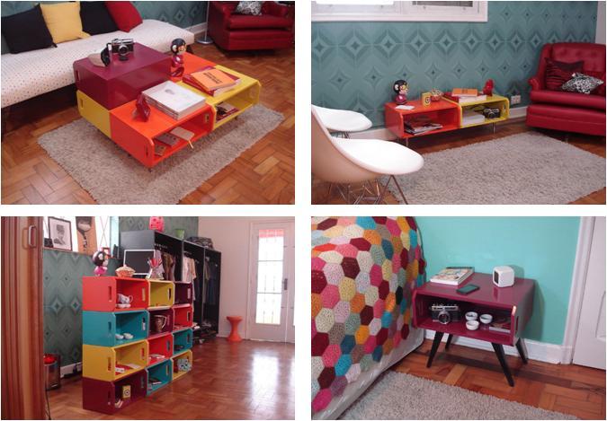 Casa coisas tal caixas e caixotes - Deco palette et caisse en bois ...