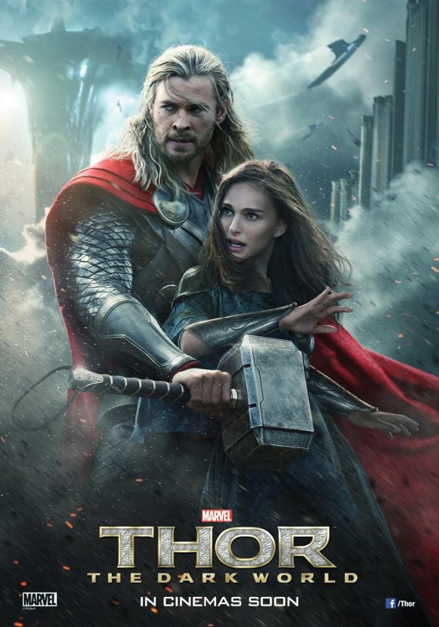 Thor: Karanlık Dünya 2013 3D Bluray TR HD Kalite indir