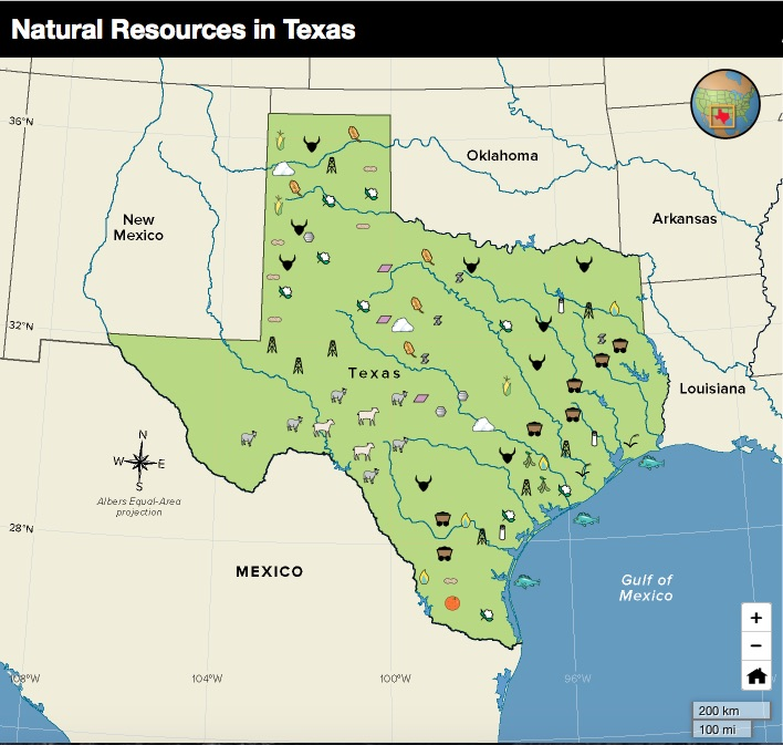 How Are Mexico S Natural Resources Used