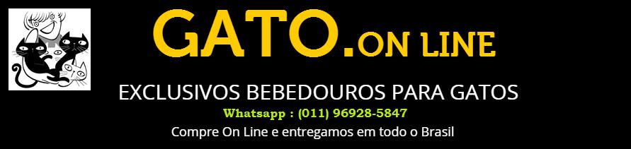 GATO.ONLINE BEBEDOUROS PARA GATOS ONLINE