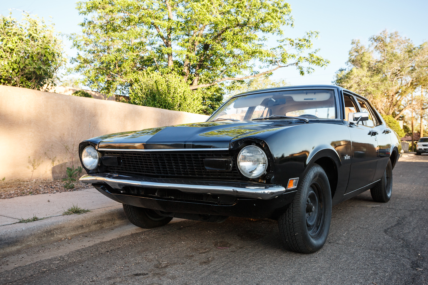 Viewing Gallery For - 1977 Ford Maverick