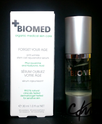 Review: Forget Your Age Serum - Biomed