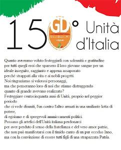 150 anni Unità D'Italia