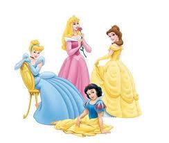 Princesas y más