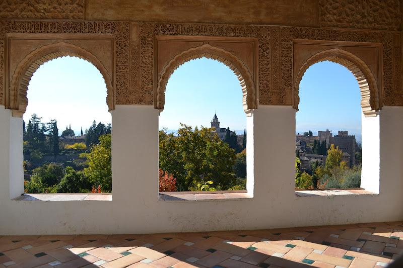 La vida viajera d a 38 alhambra generalife y flamenco for Jardines nazaries