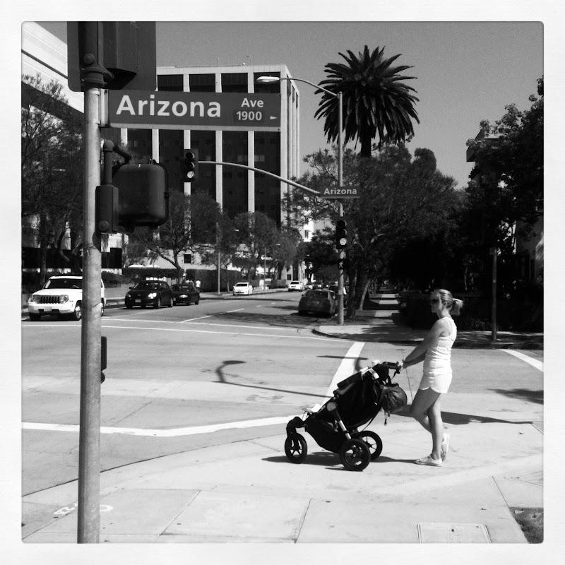 podróżnik Kuba w Los Angeles..