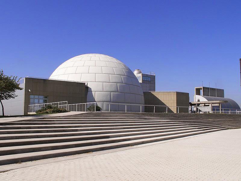 Planetario de Madrid.