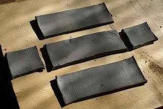 clay slab construction, building clay box, clay tutorials