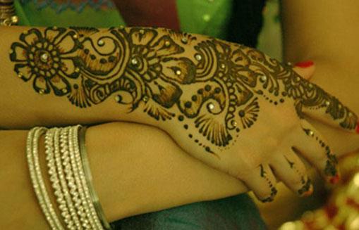 Mehndi Designs Churidar : Top bridal mehndi designs for full hands front and back step