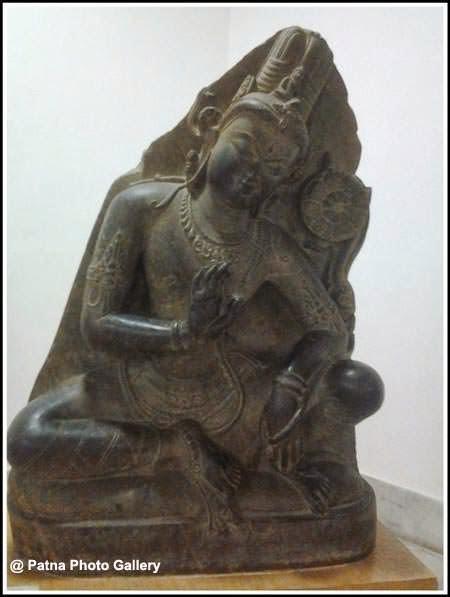 Patna Museum Avalokiteshvar statue