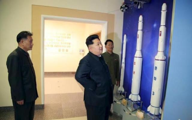 Amerika Serikat Risih Dengan Peluncuran Satelit Korea Utara