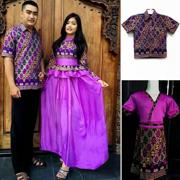 Baju Batik Keluarga Terbaru 2016