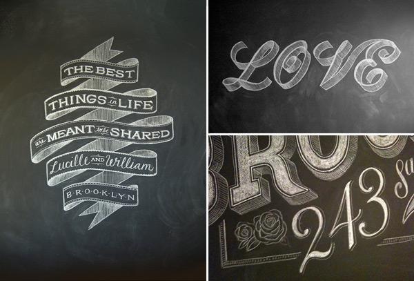 Fancy chalkboard lettering shine your light for Chalkboard font ideas