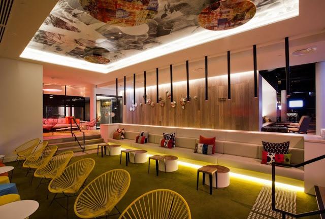 QT Hotel Gold Coast by Nic Graham