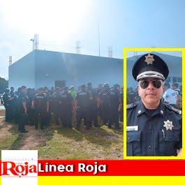 Policías enojados