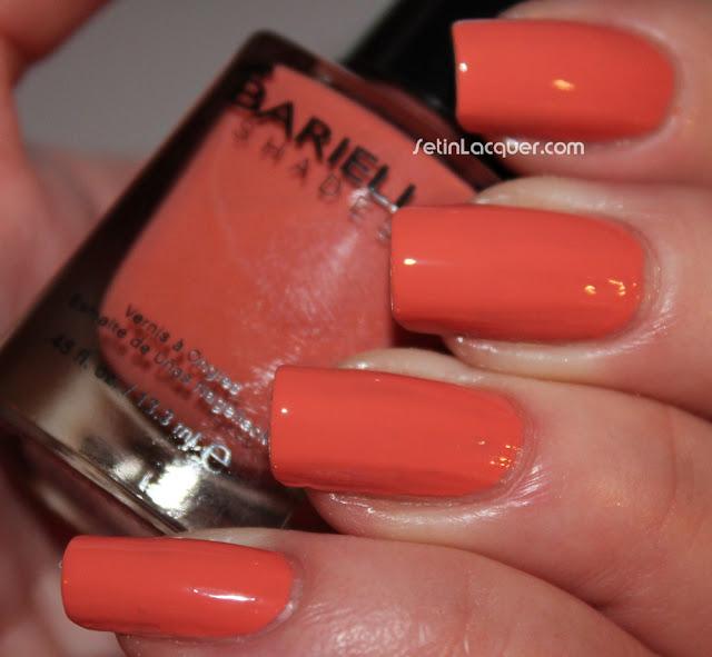 Barielle - Orange Parfait
