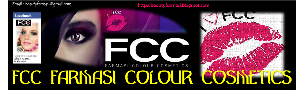 FARMASI COLOUR COSMETIC