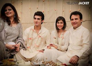 Syra Yousuf Wedding Shaadi