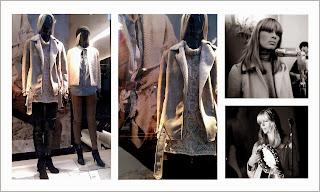 Visual merchandiser, Nico, Velvet underground, H&M, winter Store luq