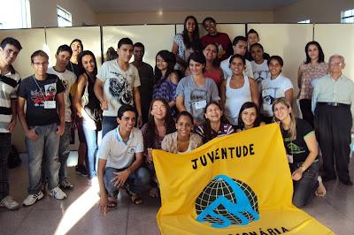 Paróquia de São Pedro Apóstolo e Nossa Senhora de Guadalupe, em Divinópolis/MG, realiza o primeiro encontro de formação para Juventude Missionária