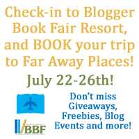 Blogger Book Fair 22nd - 26th July 2013