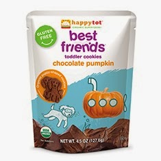 Happy Tot Best Friends toddler cookies