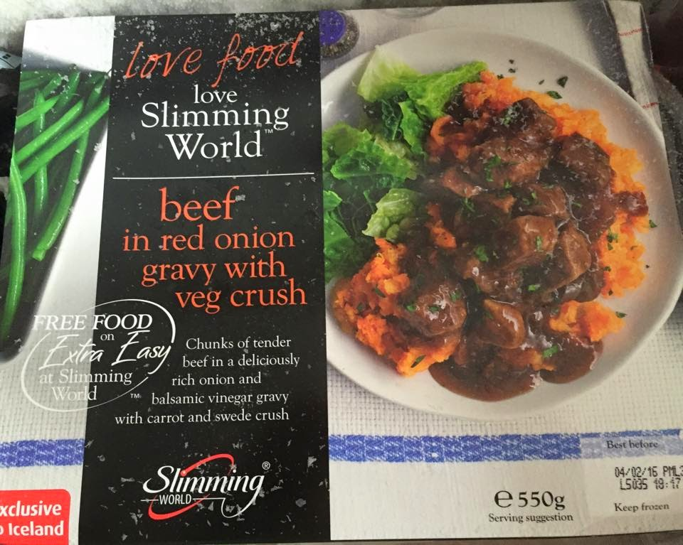 Mum of Five Staying Sane: Slimming World ready meals go on ...