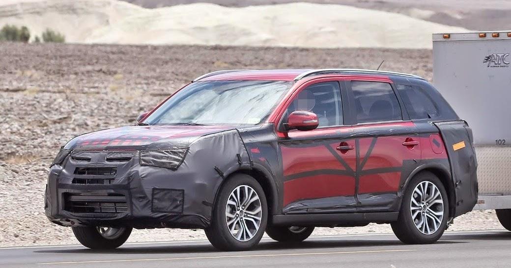 2015 Spy Mitsubishi.html | Autos Weblog