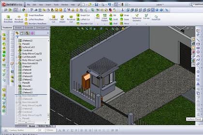 Jasa Desain Rumah Pabrik bangunan Murah