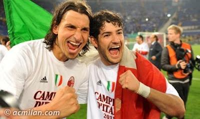 AC Milan Juara