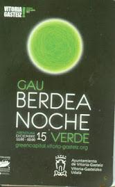 NOCHE VERDE- GAU BERDEA