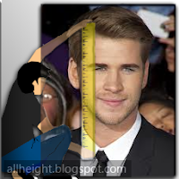 Liam Hemsworth Height - How Tall
