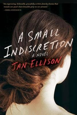 A Small Indiscretion by Jan Ellision