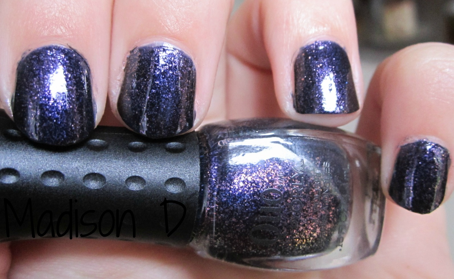 Madison\'s Nails & Makeup: Quo By Orly - Night Sky
