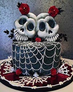 Perfect Scary Halloween Birthday Cakes