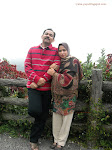 my beloved umi and abah