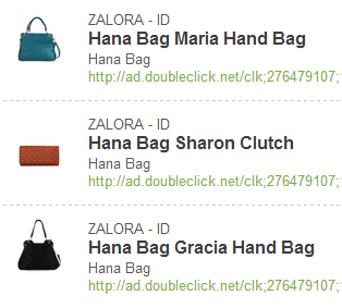 Hana Bag Collection