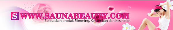 Sauna Beauty - produk slimming, kecantikan & kesihatan