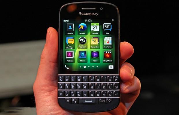 BlackBerry Q10 demand is very weak!