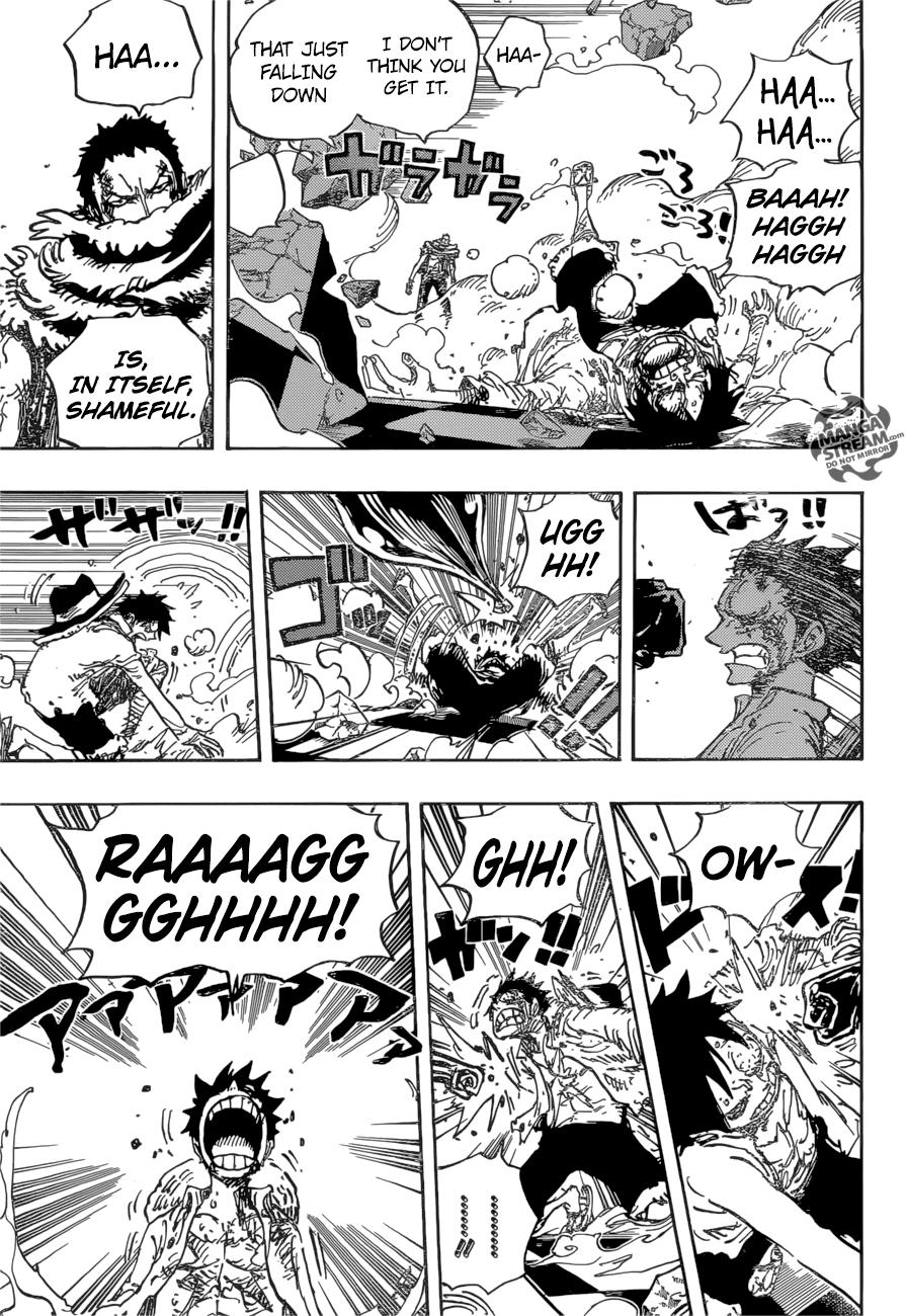 One Piece ตอนที่ 891 (ENG) TH แปลไทย