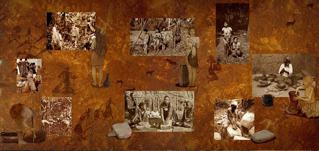 Etno imagen,  dialogo la antropologia y la prehistoria