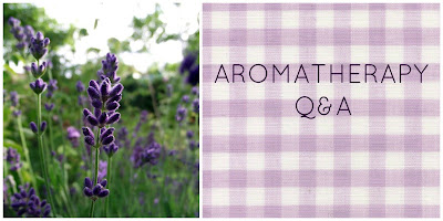 Aromatherapy Q and A with Marie