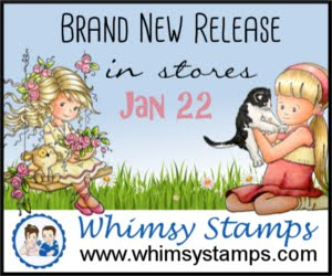 Whimsy Stamps January Release