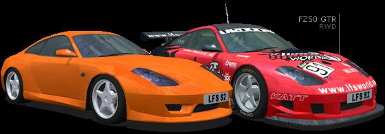LFS ORIGINAL FZ CARS