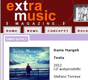 extra! music magazine italia